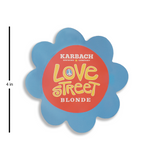 Love Street Flower Sticker