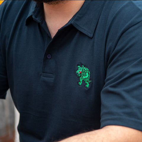 Hopadillo Polo Shirt