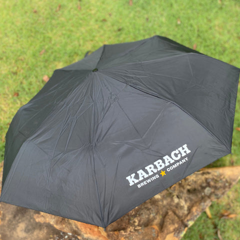 Karbach Logo Umbrella
