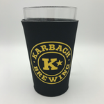 Karbach Pint Glass Coozie