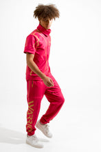 Load image into Gallery viewer, Warriör Tracksuit Pink