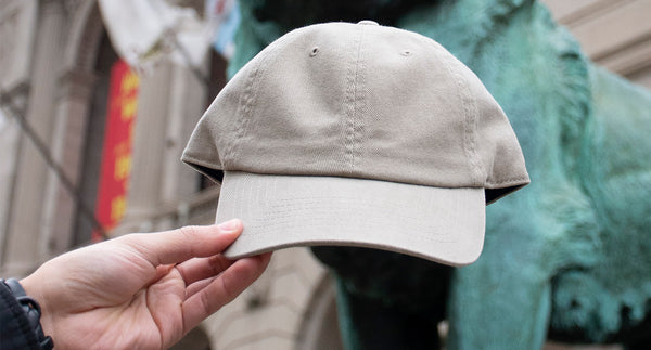 The d+h Traveling Hat