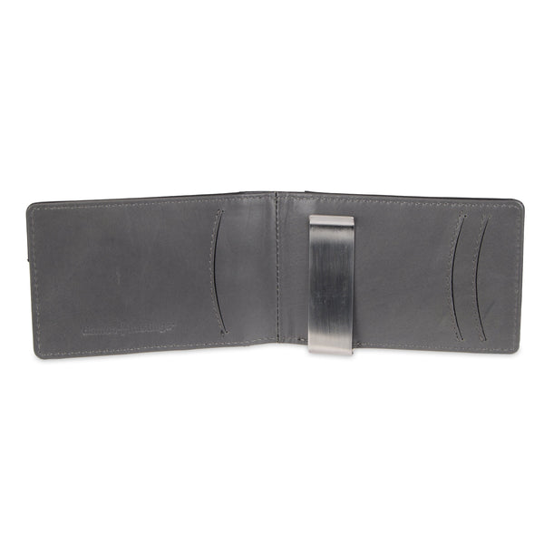 Dearborn Bifold Wallet with Removable Money Clip