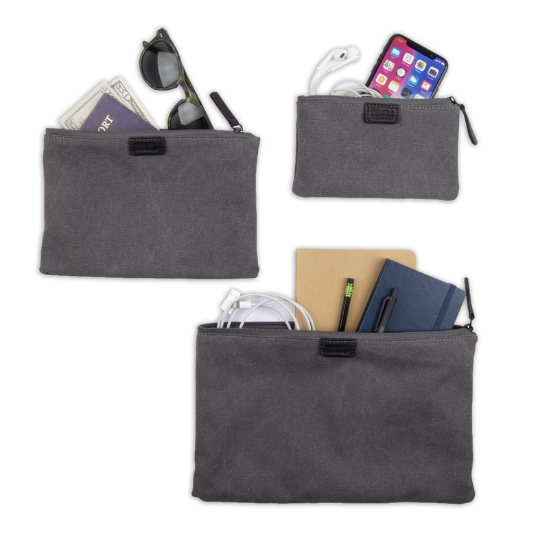 Elston Nested Pouch Set