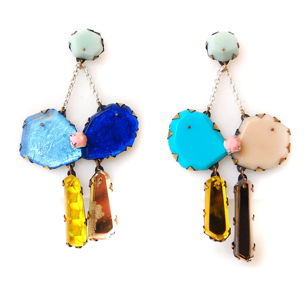 Nikki Couppee Bow Drop Earring