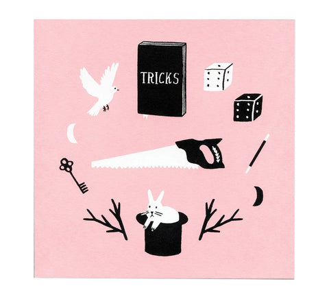 Tough Luck Book of Tricks Print