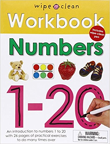 Numbers (Wipe-Clean Workbook)