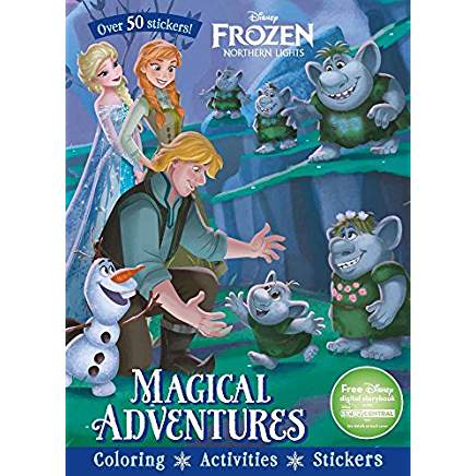 Magical Adventures (Disney Frozen Northern Lights)