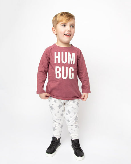 Hum Bug Long Sleeve Graphic Tee