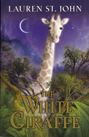 The White Giraffe (Legend Of The Animal Healer, Bl 1)