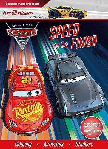 Speed to the Finish (Disney/Pixar Cars 3)