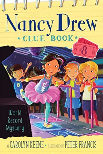 World Record Mystery (Nancy Drew Clue Book #8)