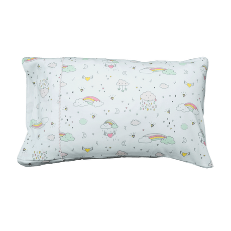 RAINBOWS PILLOW COVER