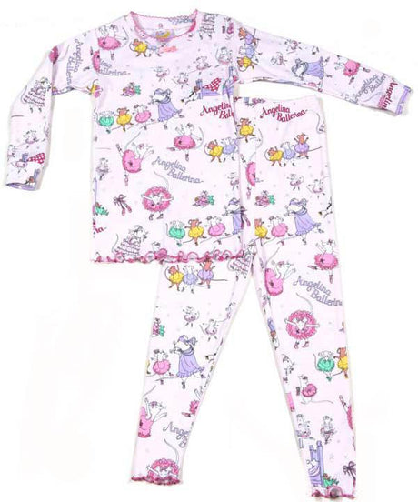 Angelina Ballerina Long Johns (Pajamas Only)