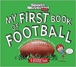 My First Book of Football (Pajamas & Book)