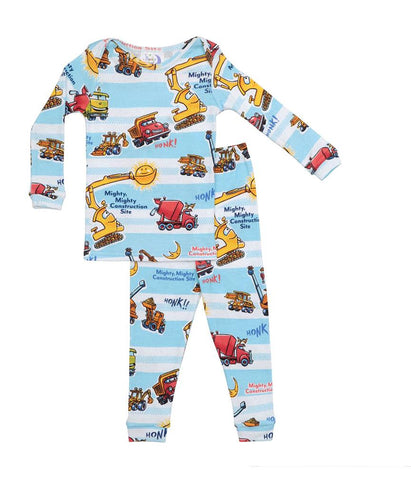 Mighty Mighty Construction Site Infants (Pajamas Only)