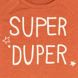Super Duper Long Sleeve Graphic Tee