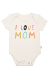 Graphic Bodysuit Love Mom