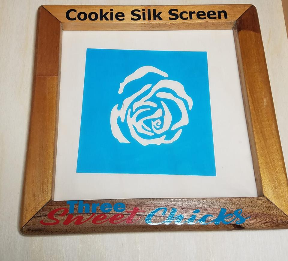 Cookie Silk Screens