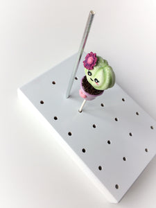5 in 1 (Cake Pop & Cakesicle Stand for 12)  up to 7 day delay