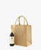6 Bottle Jute Bag