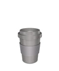 Grey Coffee Cup