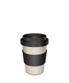 Natural & Black Coffee Cup