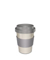 Natural & Grey Coffee Cup