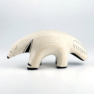 Pole Pole Wooden Animal Anteater