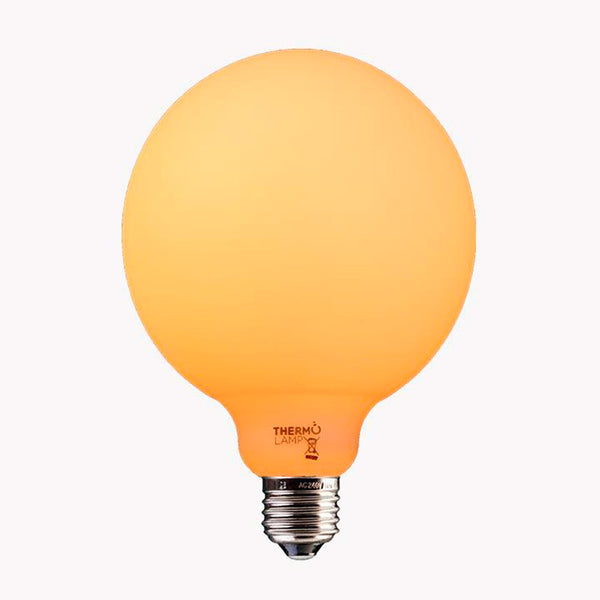 Light Bulb 25 TL- 815 Globe 125 Opal Satin