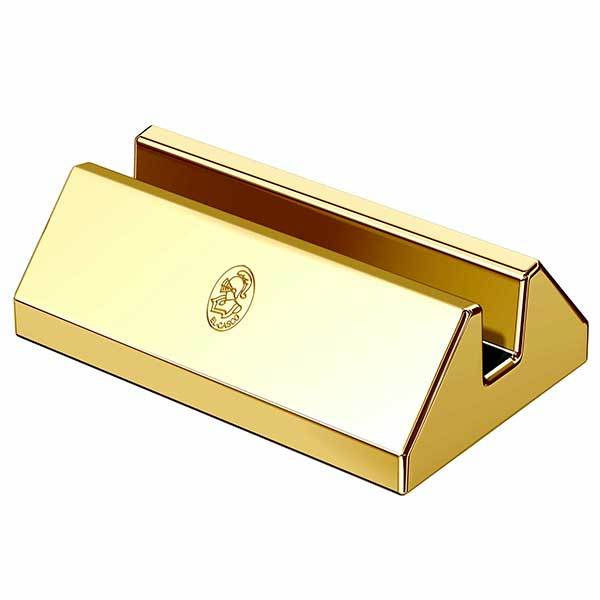 Business Card Holder Gold 23kt (M-670 L)