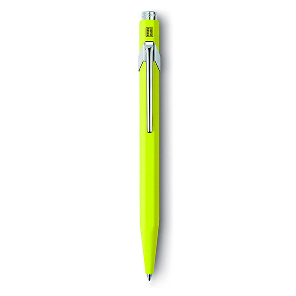 Ballpoint Pen 849 POPLINE Fluorescent Yellow