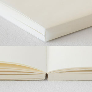 MD Notebook Cotton F3 Blank