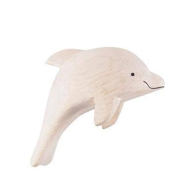 Pole Pole Wooden Animal Dolphin
