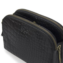 Load image into Gallery viewer, Emily - Eco Classic Black Croco