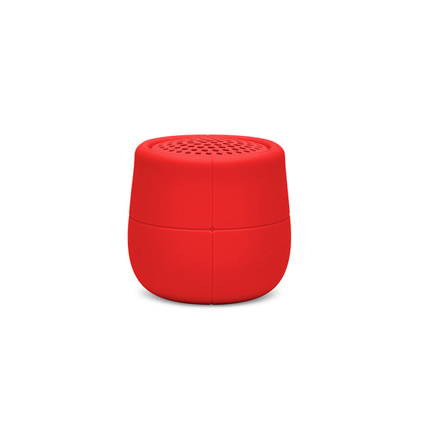 MINO X 3W Floating Portable BT Speaker Red
