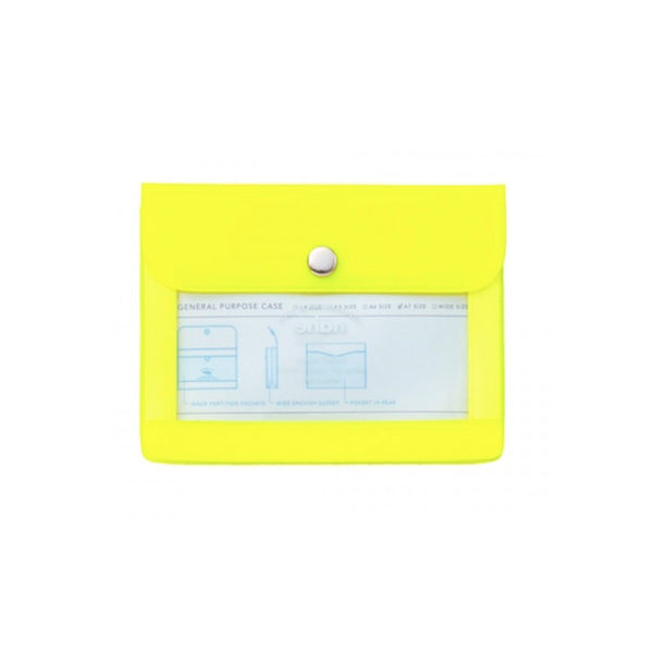 Nähe General Purpose Case A7 Neon Yellow