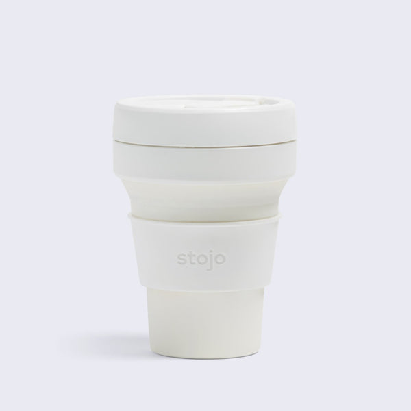 Taza Colapsable Pocket 12 oz Quartz