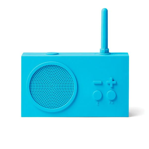 Radio and Bluetooth Speaker Tykho 3 Turquoise