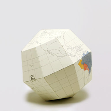Sectional Globe - Blank Medium