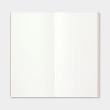 Load image into Gallery viewer, Traveler's Notebook Refill 003 Blank - Regular Size