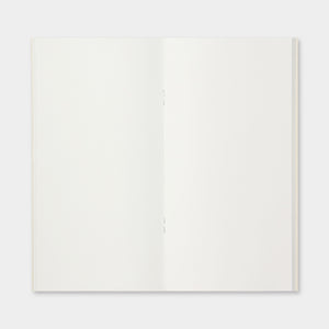 Traveler's Notebook Refill 013 Lightweight Paper Notebook - Regular Size