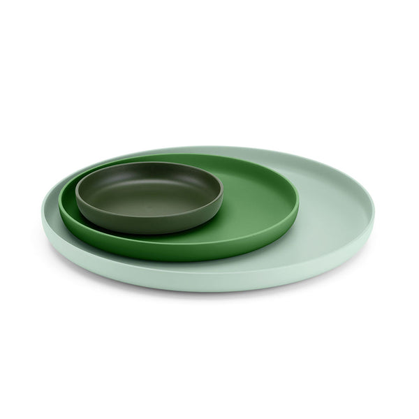 Trays Green (Set of 3)