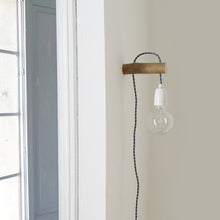 Load image into Gallery viewer, Wall Lamp N-2 Bark