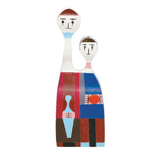 Load image into Gallery viewer, Wooden Doll No. 11