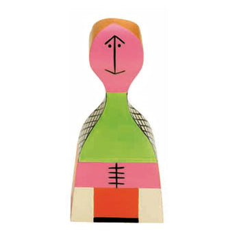 Wooden Doll No. 19
