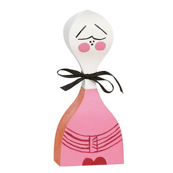 Wooden Doll No. 2