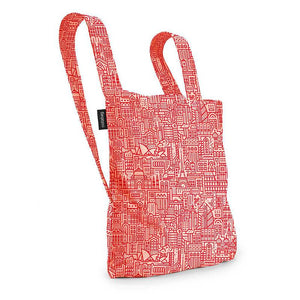 Notabag Hello World Rose/Red