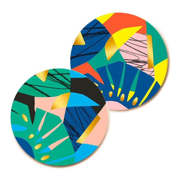 Cocktail Coasters Capri (set of 12)