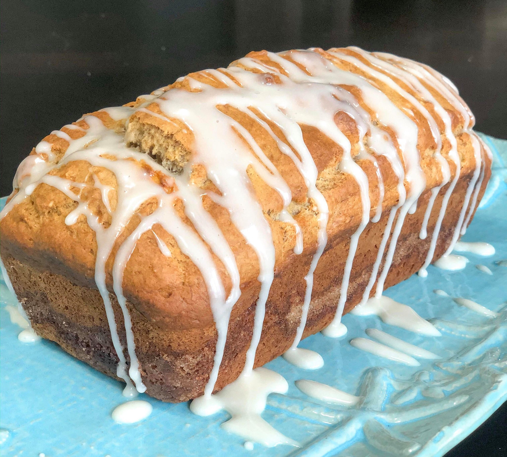 Sticky Fingers Banana Bread!